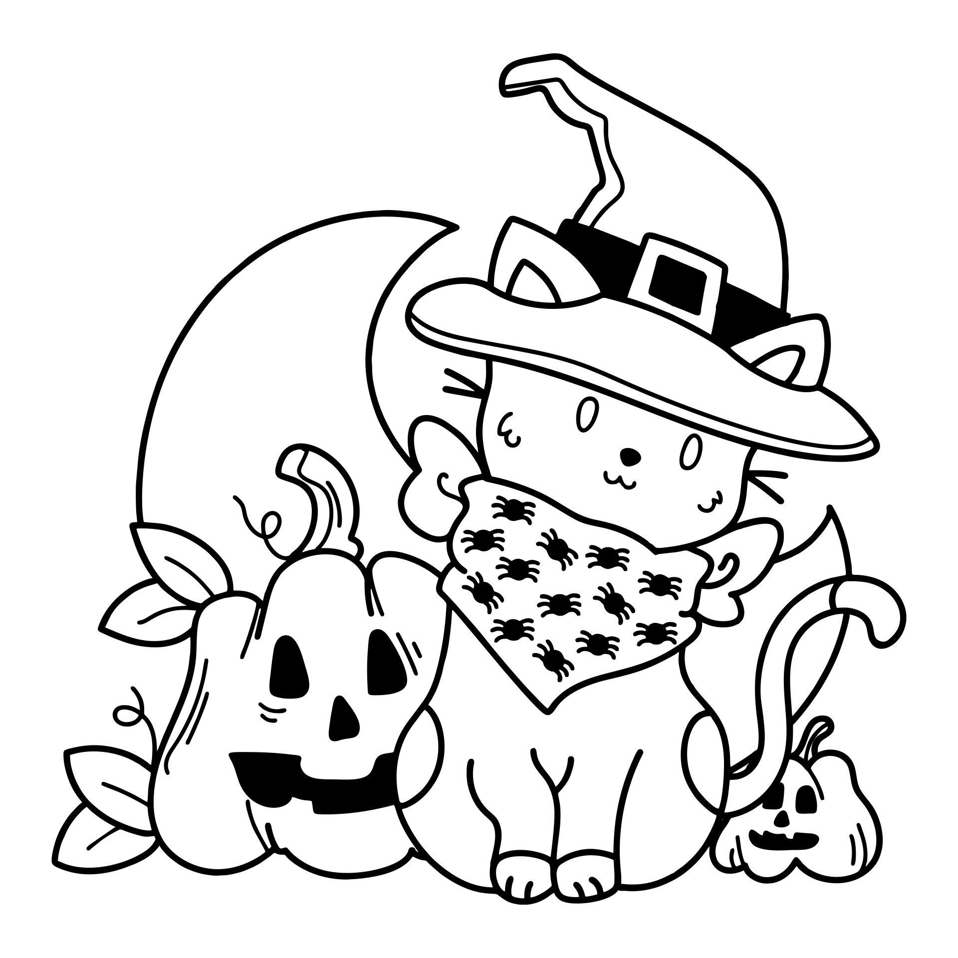 Pre School Halloween Activity Printable
