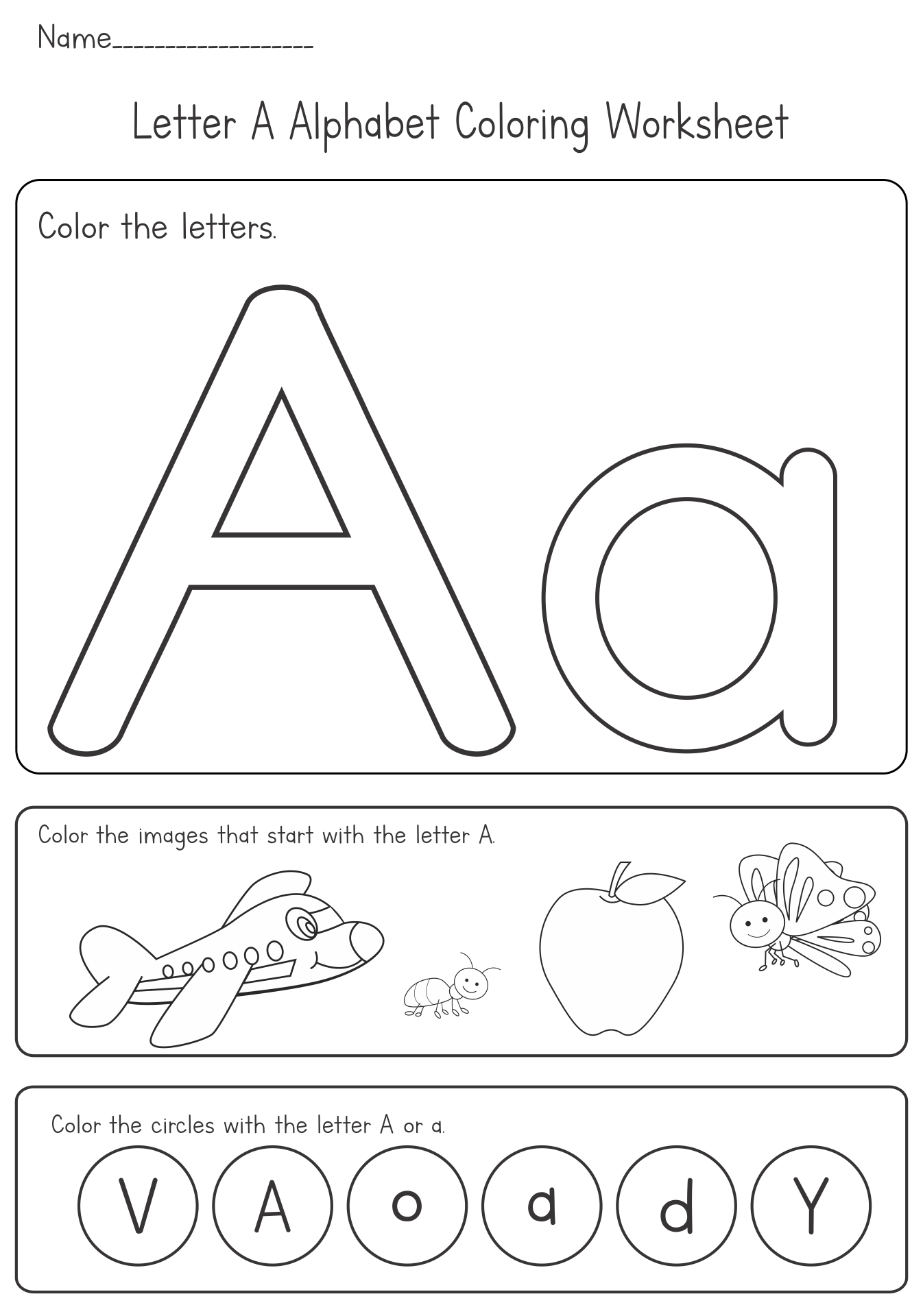 Printable Traceable Alphabet Worksheets