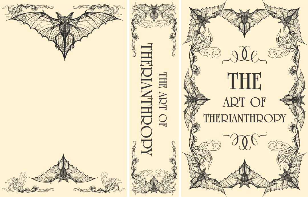Printable Halloween Book Covers