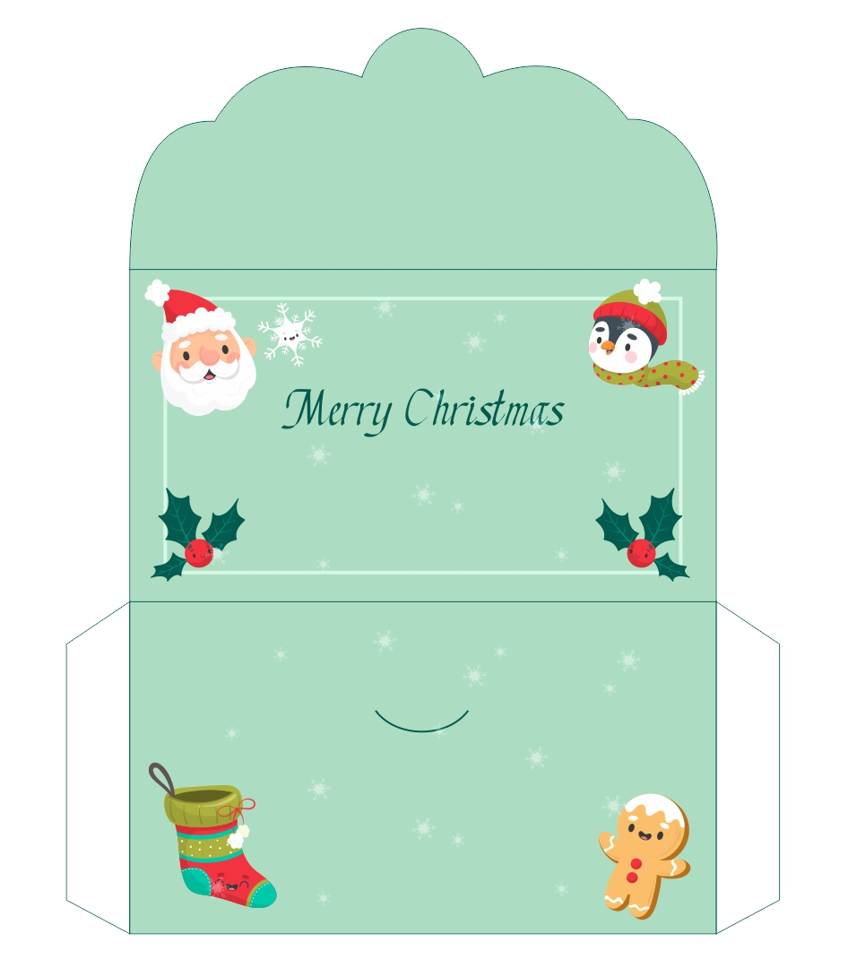 Gift Money Envelope Printable