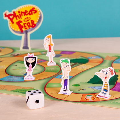 Printable Disney Board Games