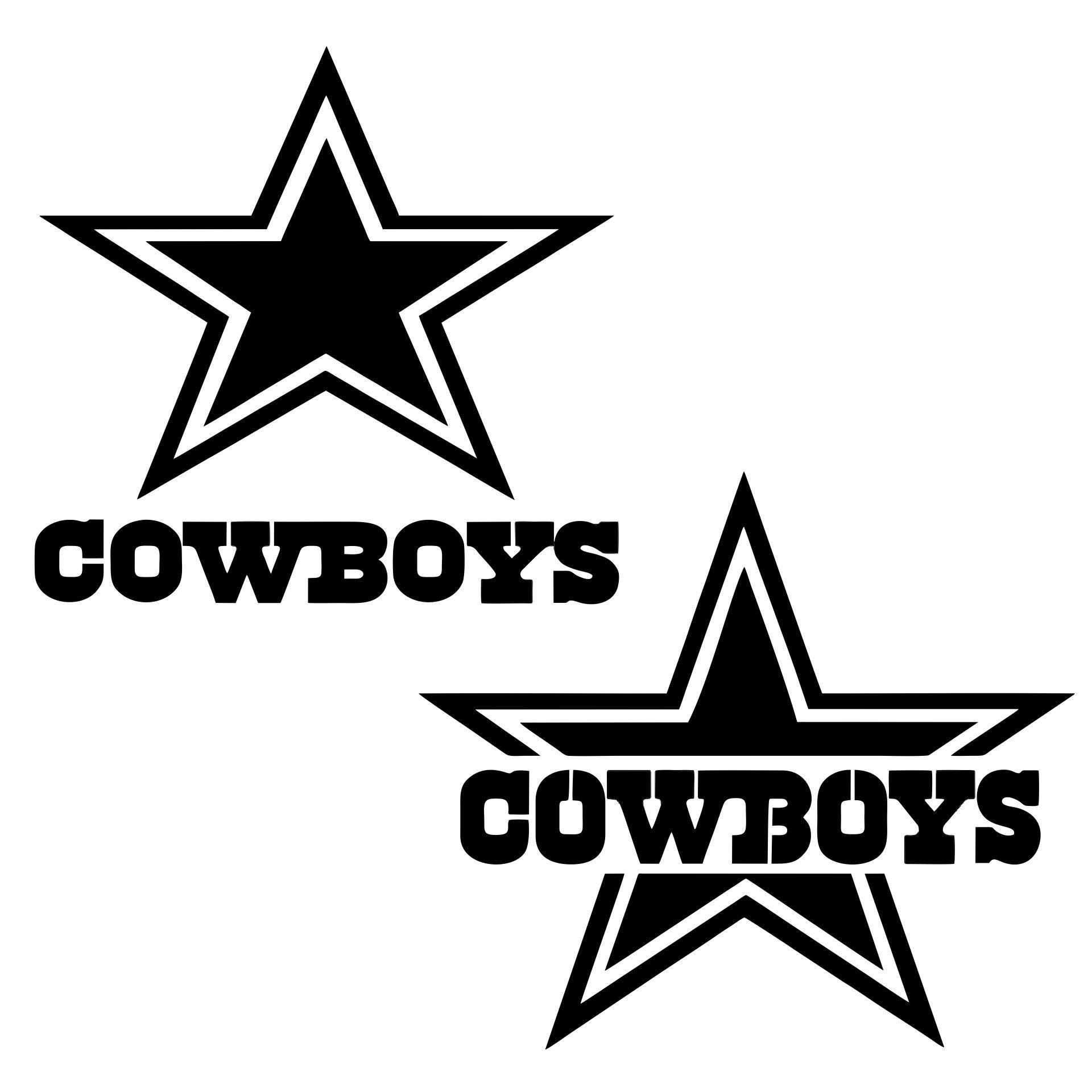 Printable NFL Stencils