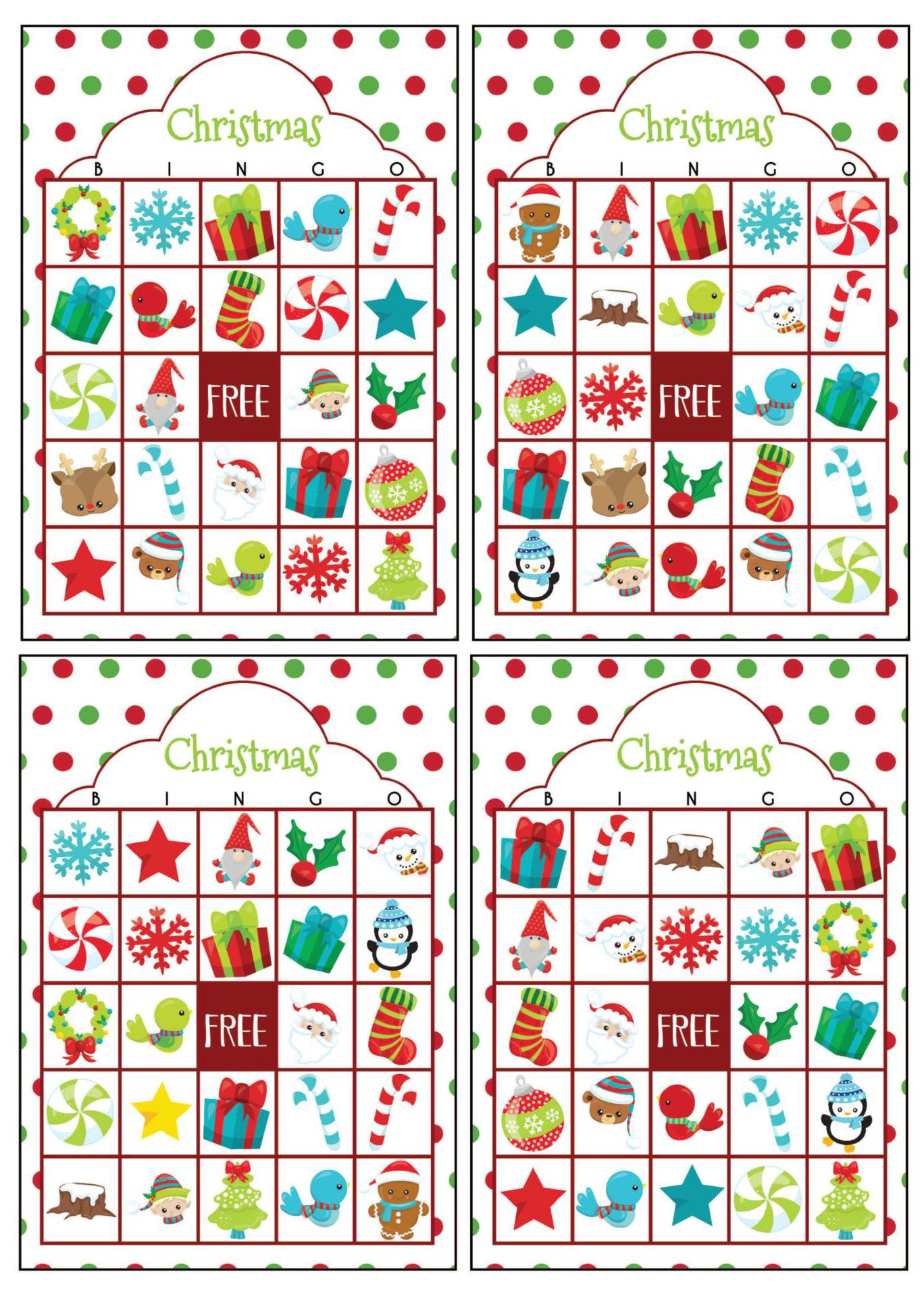 Printable Christmas Carol Trivia