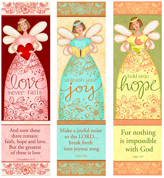 Printable Bookmarks For Your Love One