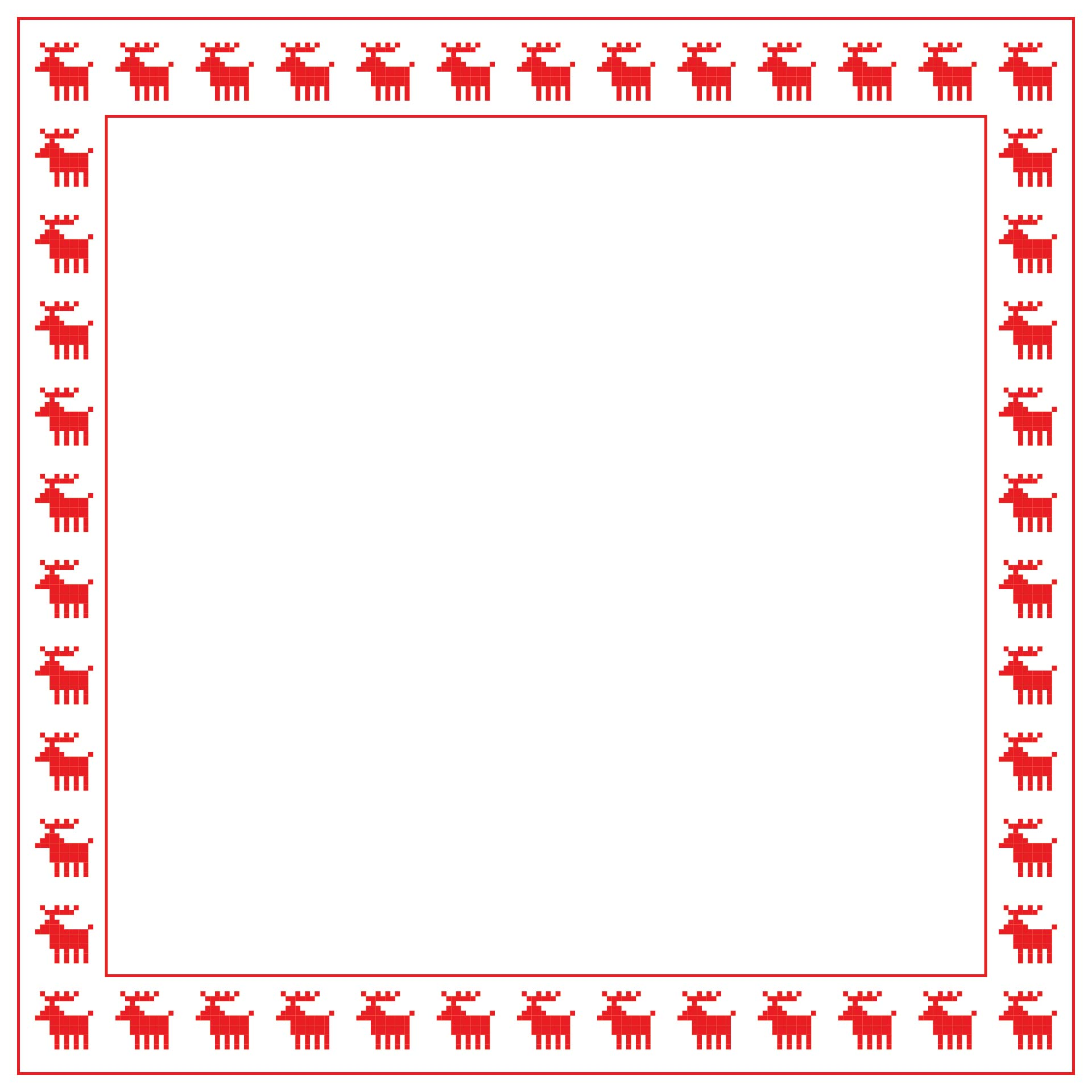 Printable Christmas Stationery Papers