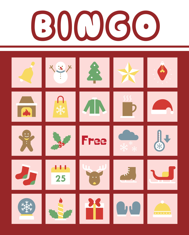 Christian Printable Christmas Bingo