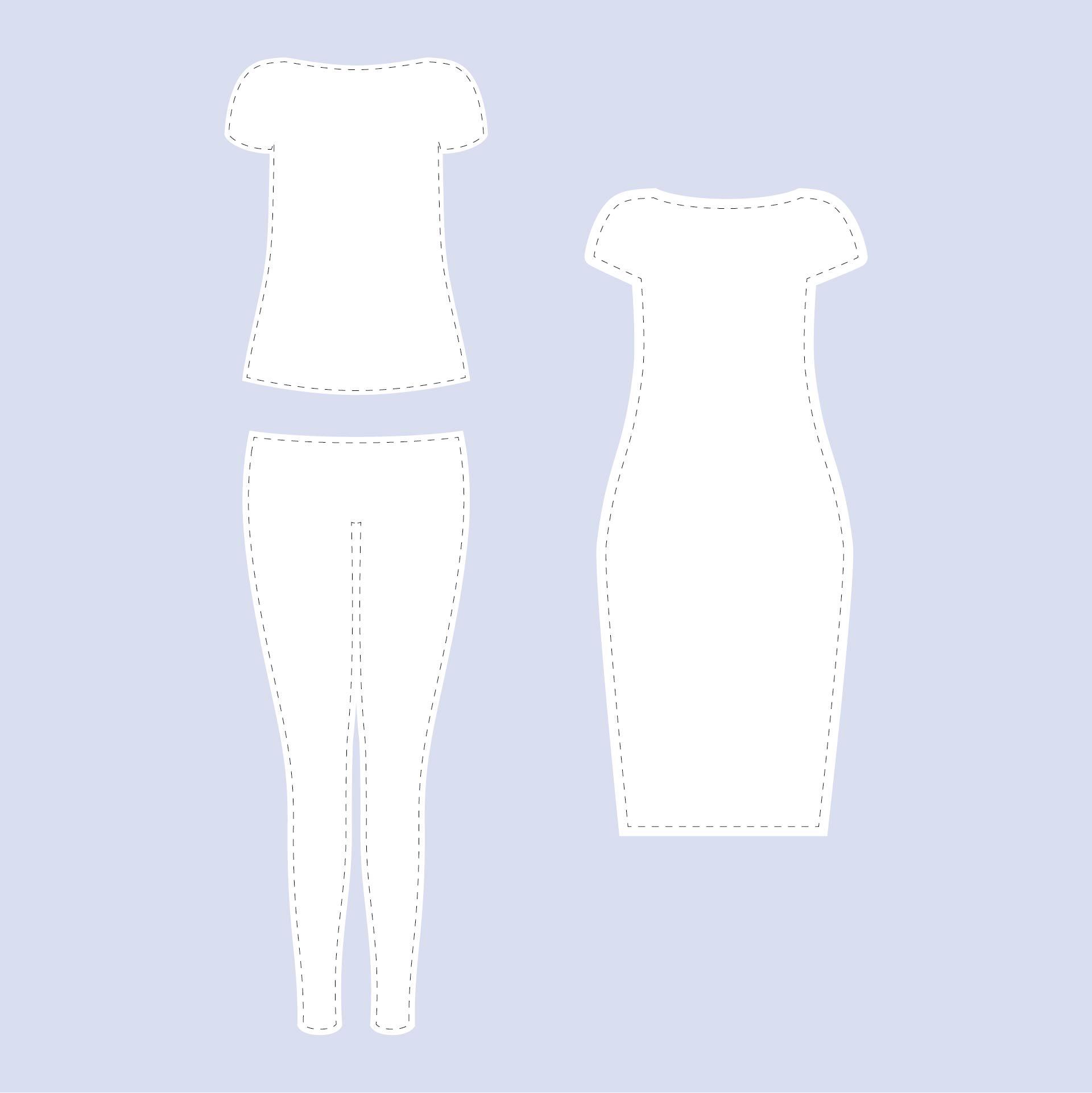 Ken Clothes Patterns  Printable