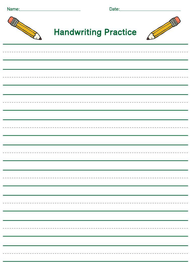Printable Tracing Paper