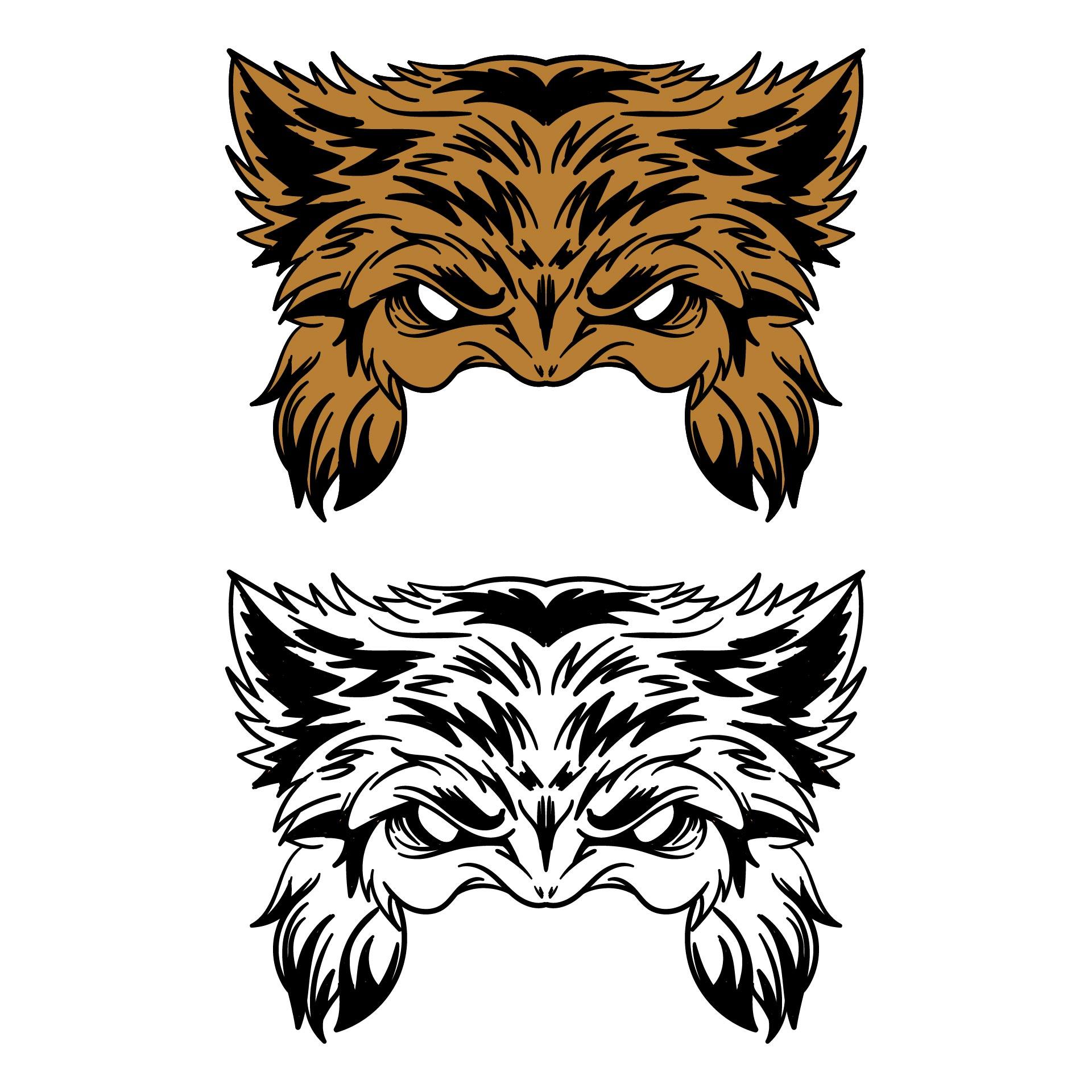 Printable Halloween Mask Patterns