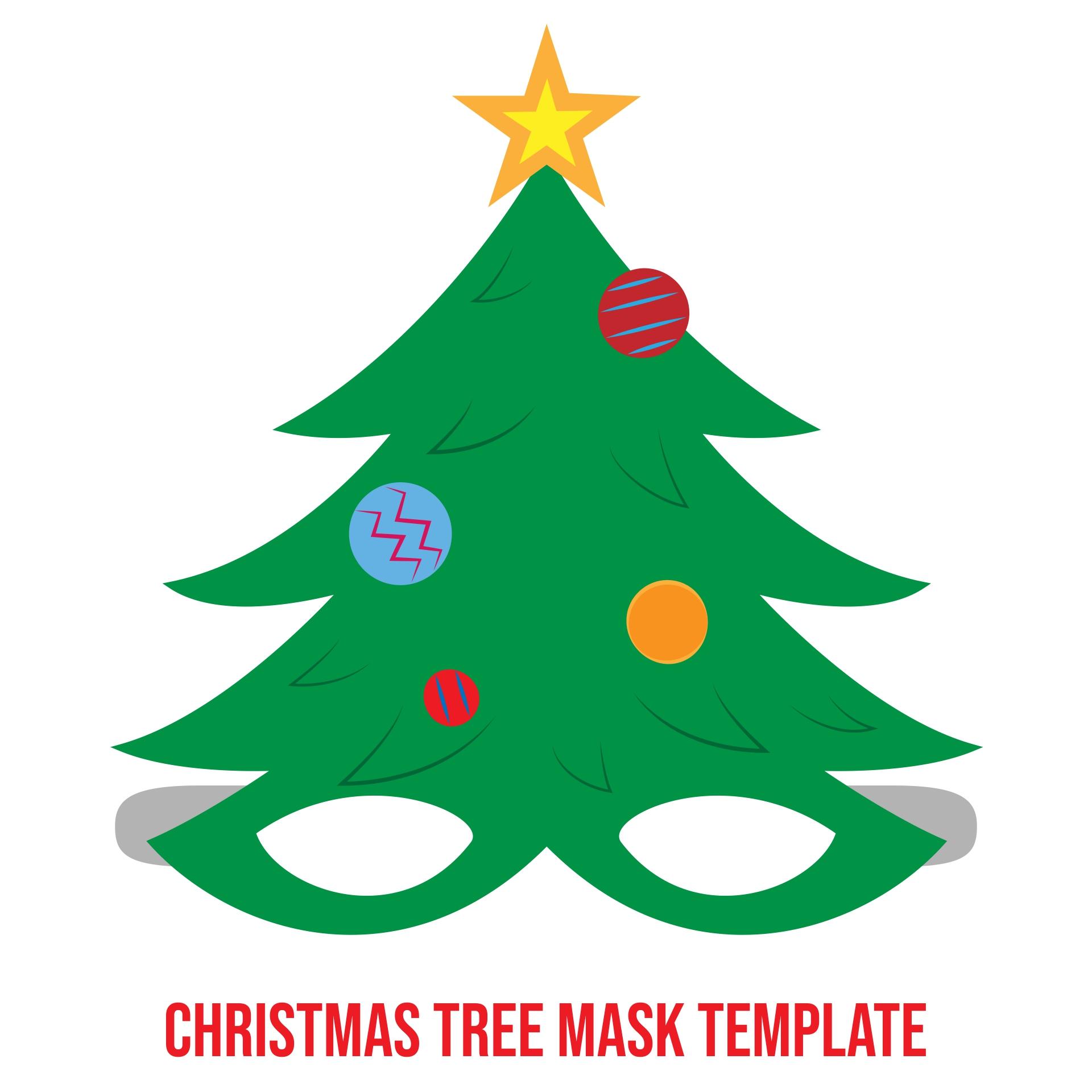 Christmas Printable Craft Templates