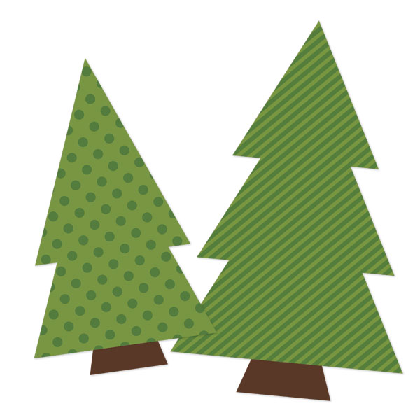Printable 3D Christmas Tree