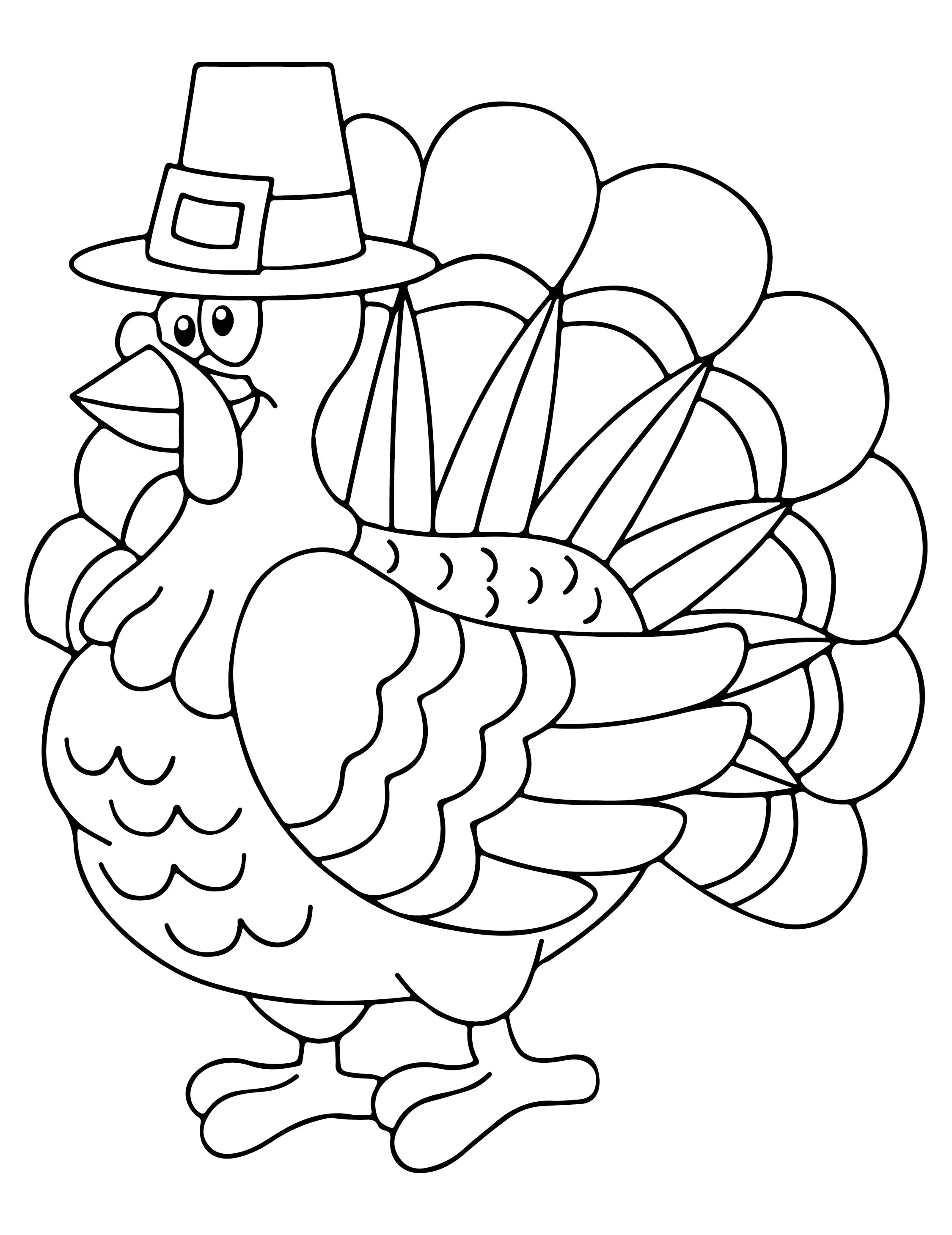 Thanksgiving Printable Activity Sheets