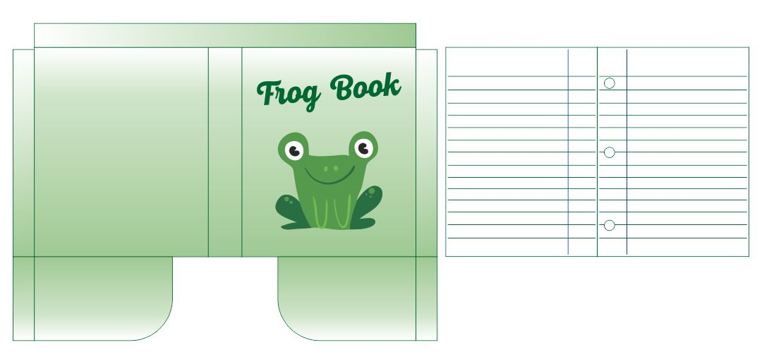 My Froggy Stuff Printables TV
