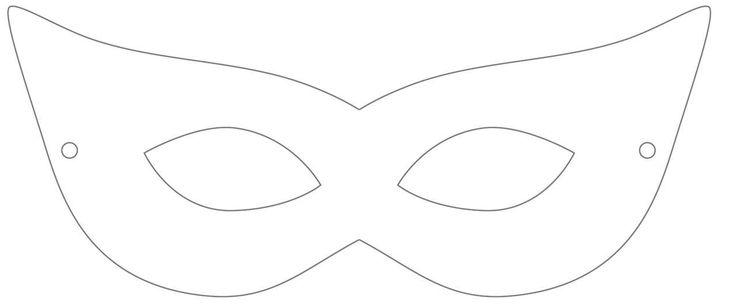 Masquerade masks templates printable