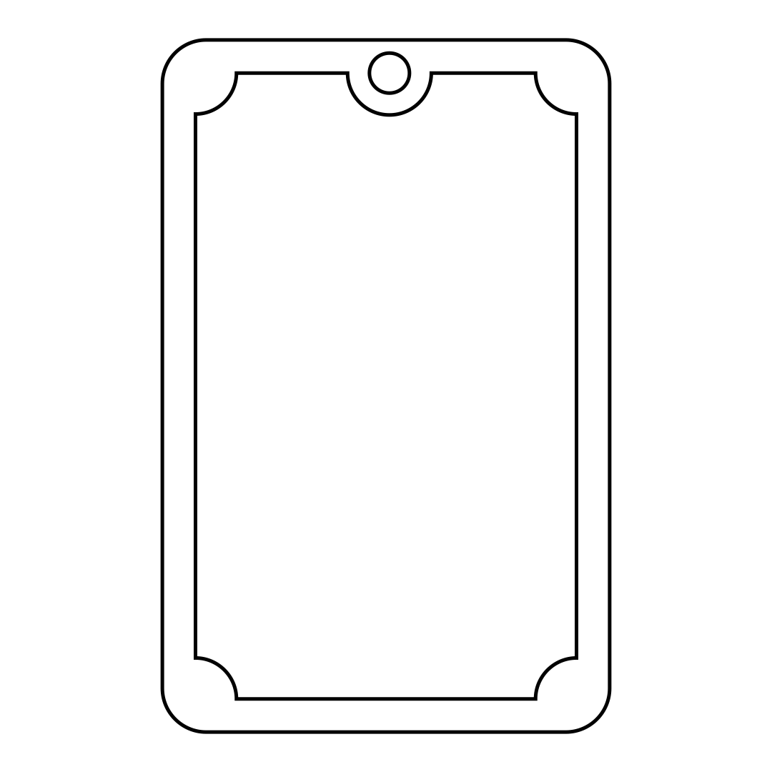 Dog Tag Template Printable
