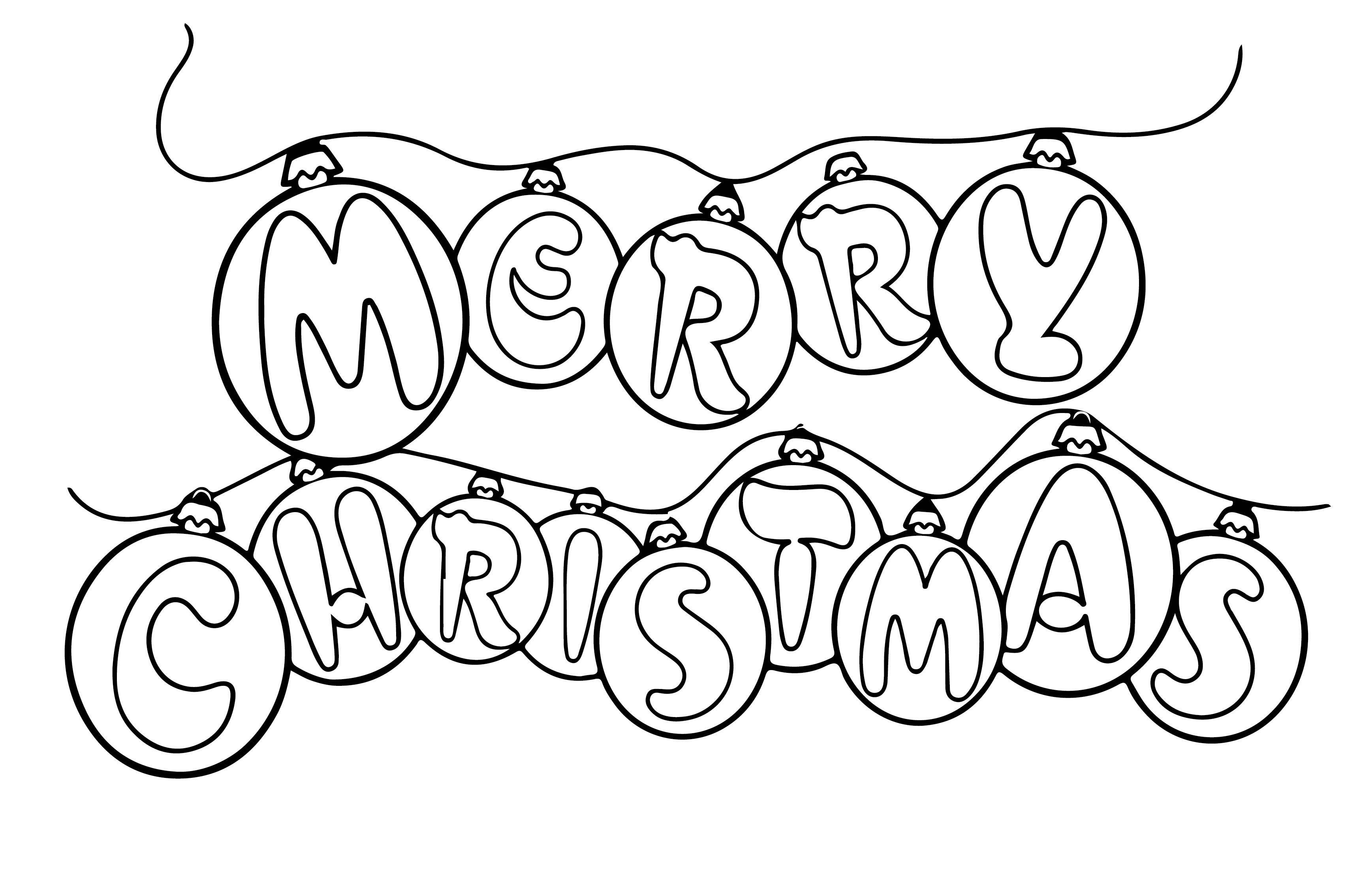 Christmas Coloring Pages Printable Product