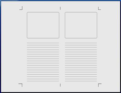Filofax Pages Printable