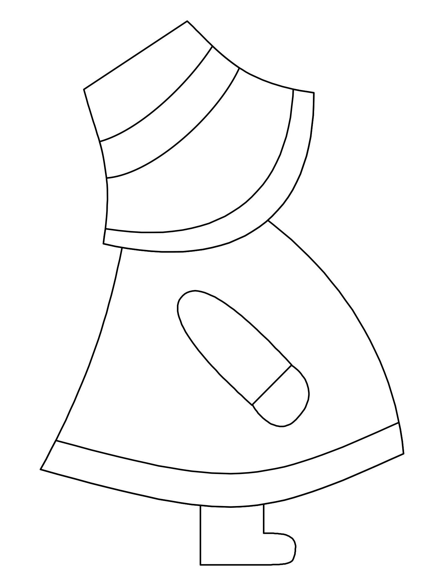 Crochet Sunbonnet Sue Printable Pattern