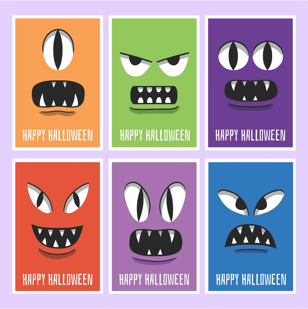 Halloween Printable Gift Tags