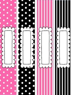 Side Of Binder Template from printablee.com