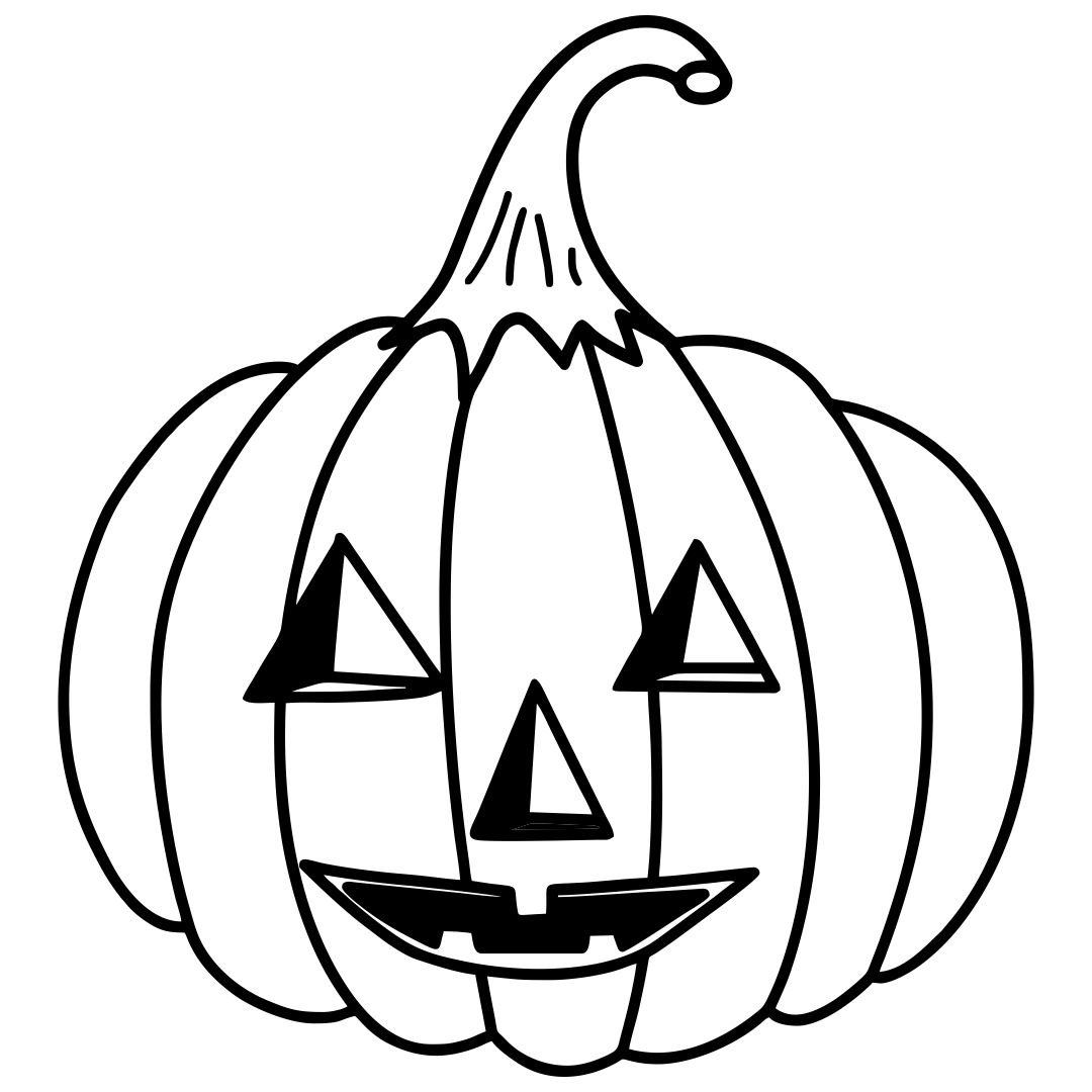 Printable Halloween Stencils Cut Out