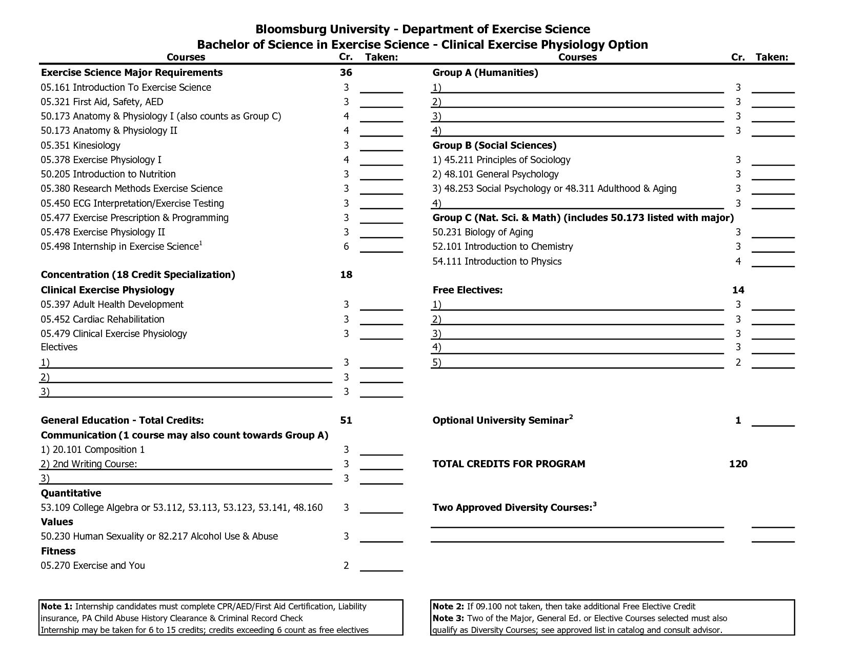 Printable College Anatomy Worksheets