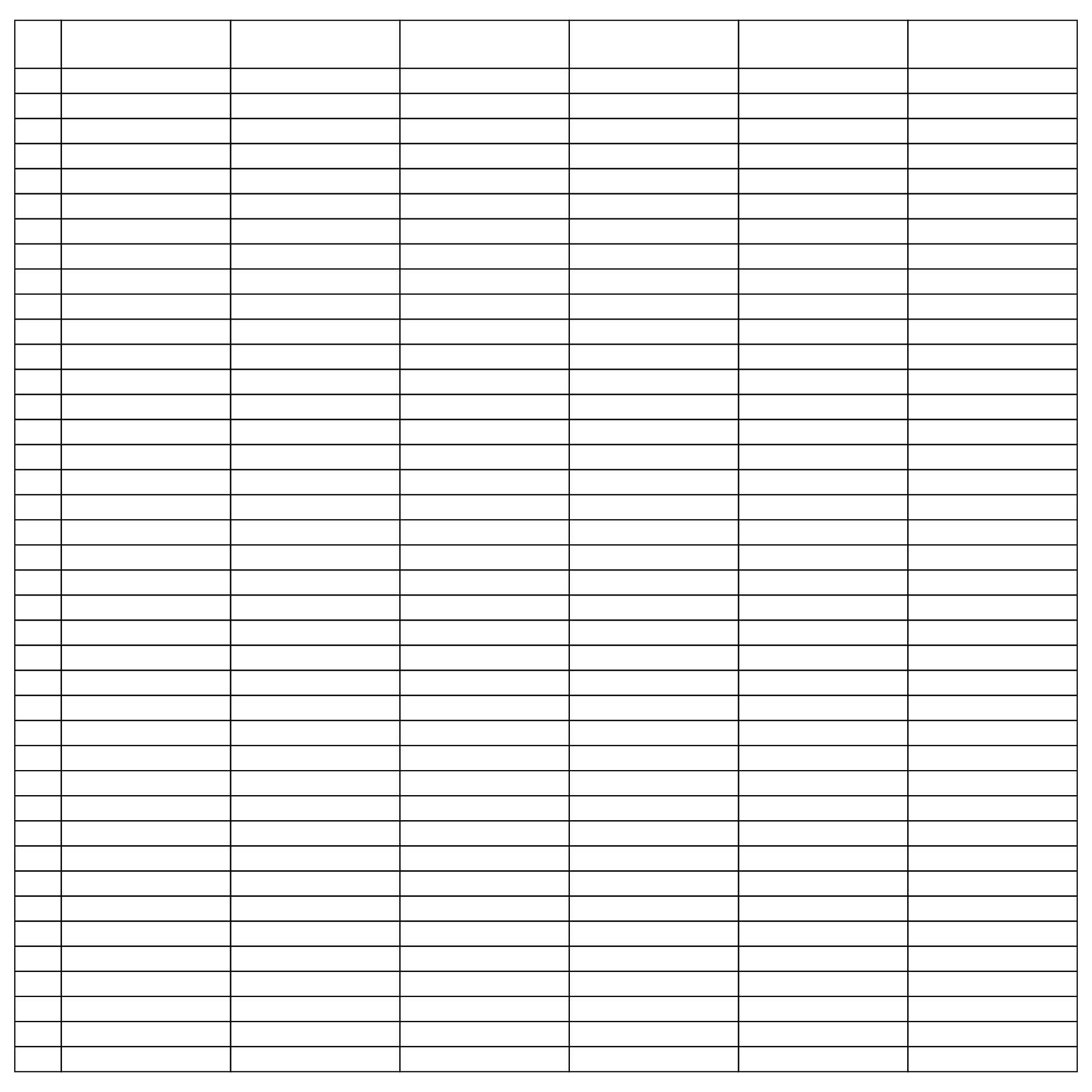 free blank spreadsheet templates - 9 best images of free printable spreadsheets for business
