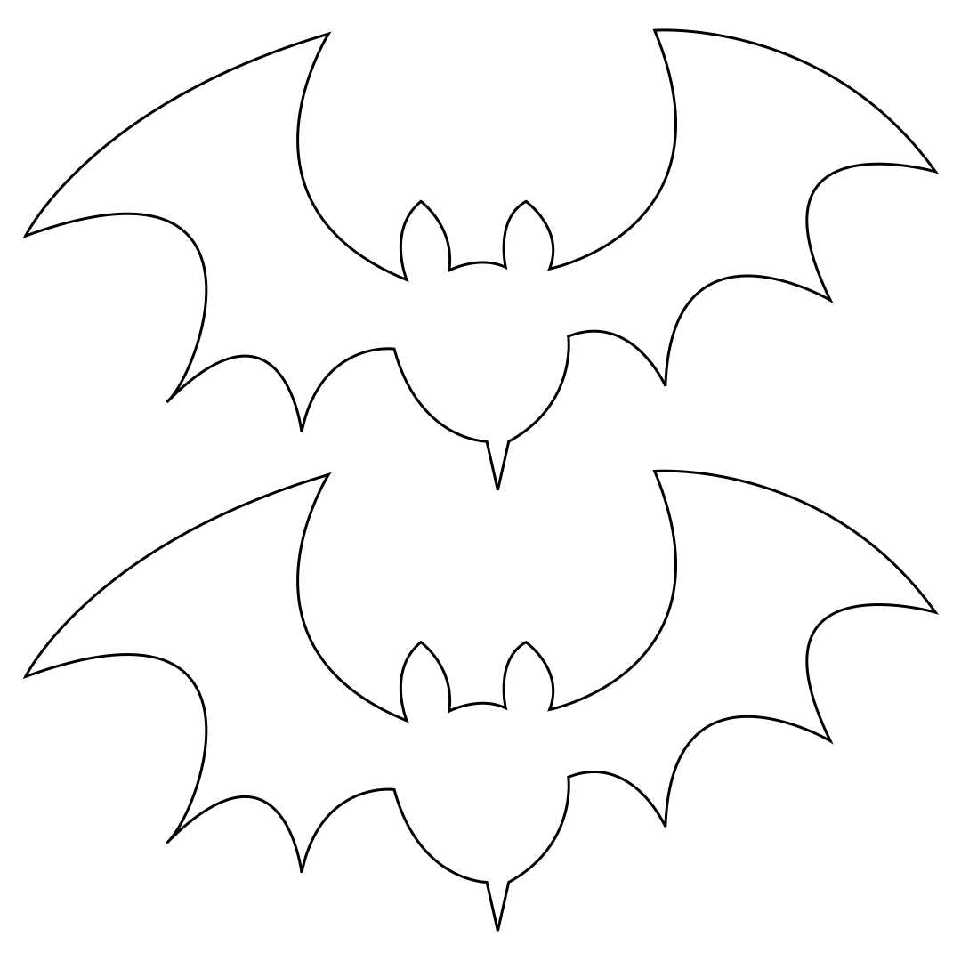 Printable Halloween Templates