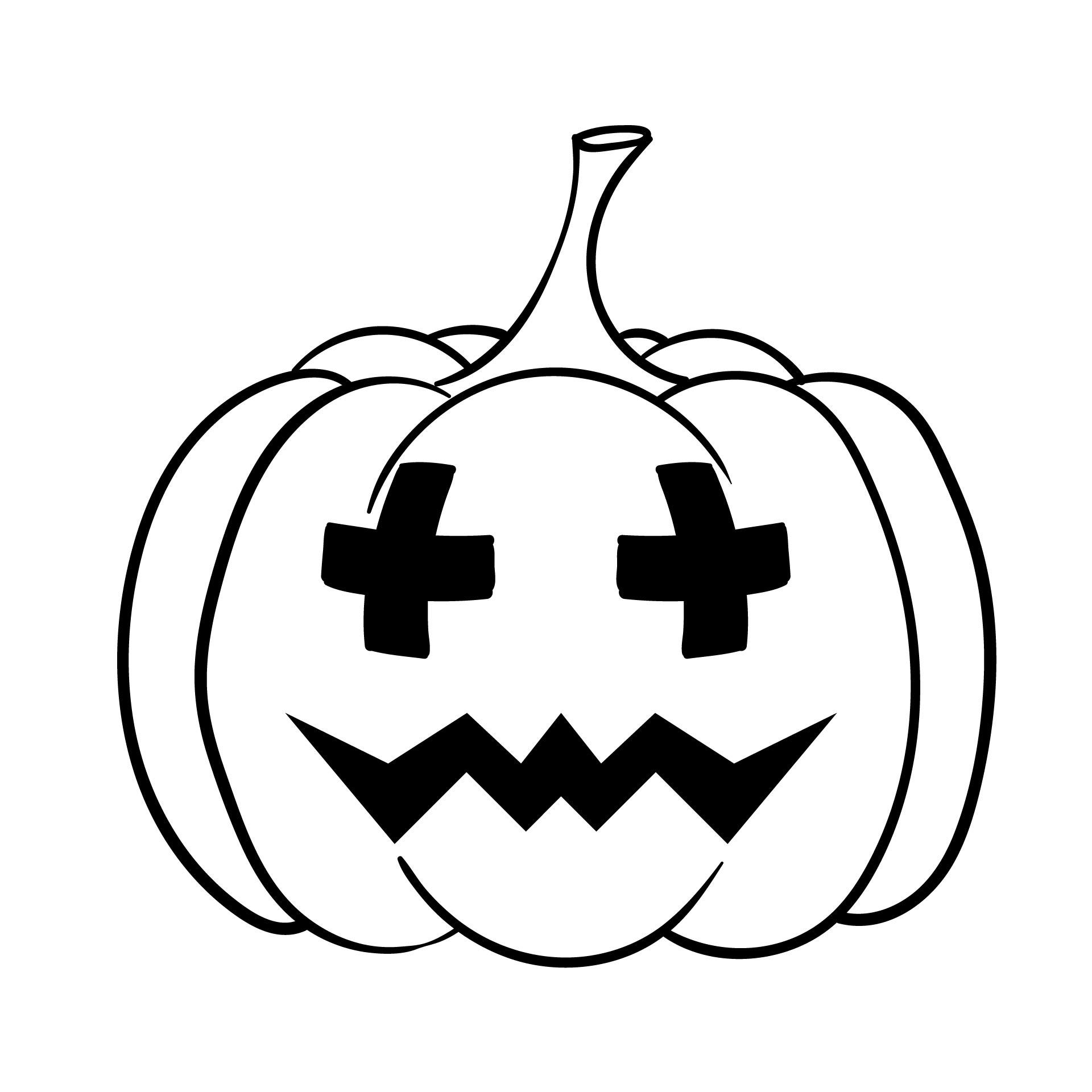 Printable Halloween Templates & Patterns