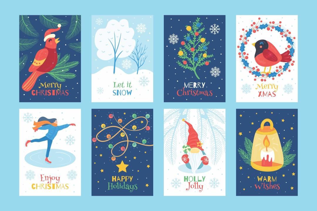 3X5 Printable Christmas Gift Tags