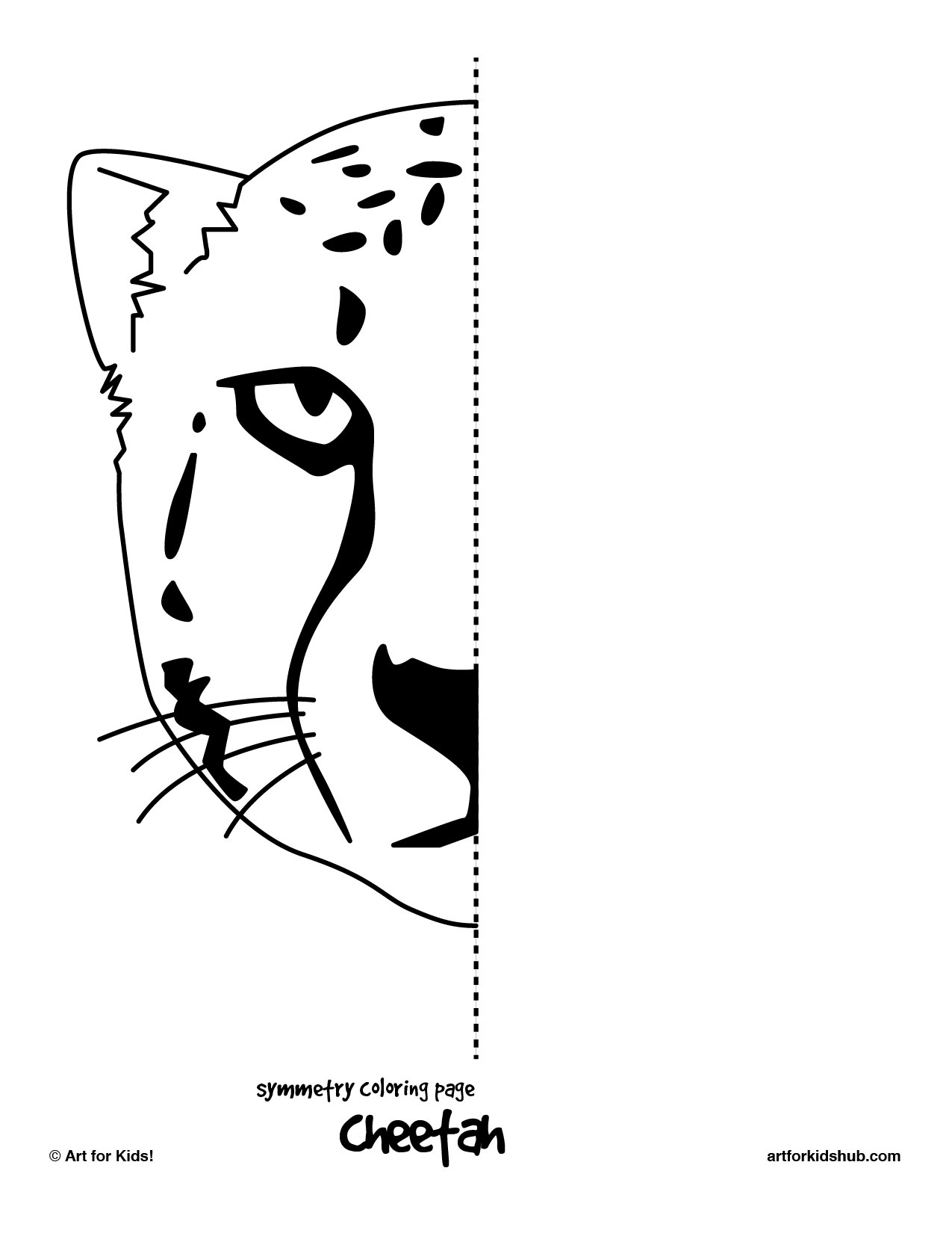 7 Best Images Of Symmetrical Drawing Pages Printable Symmetry Coloring Pages