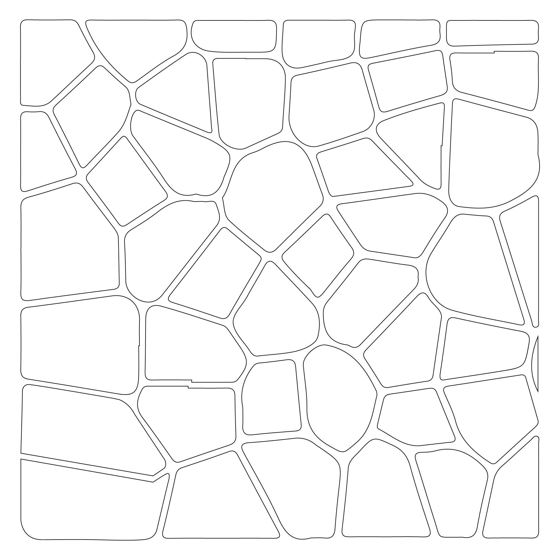 Mystery Mosaics Printables
