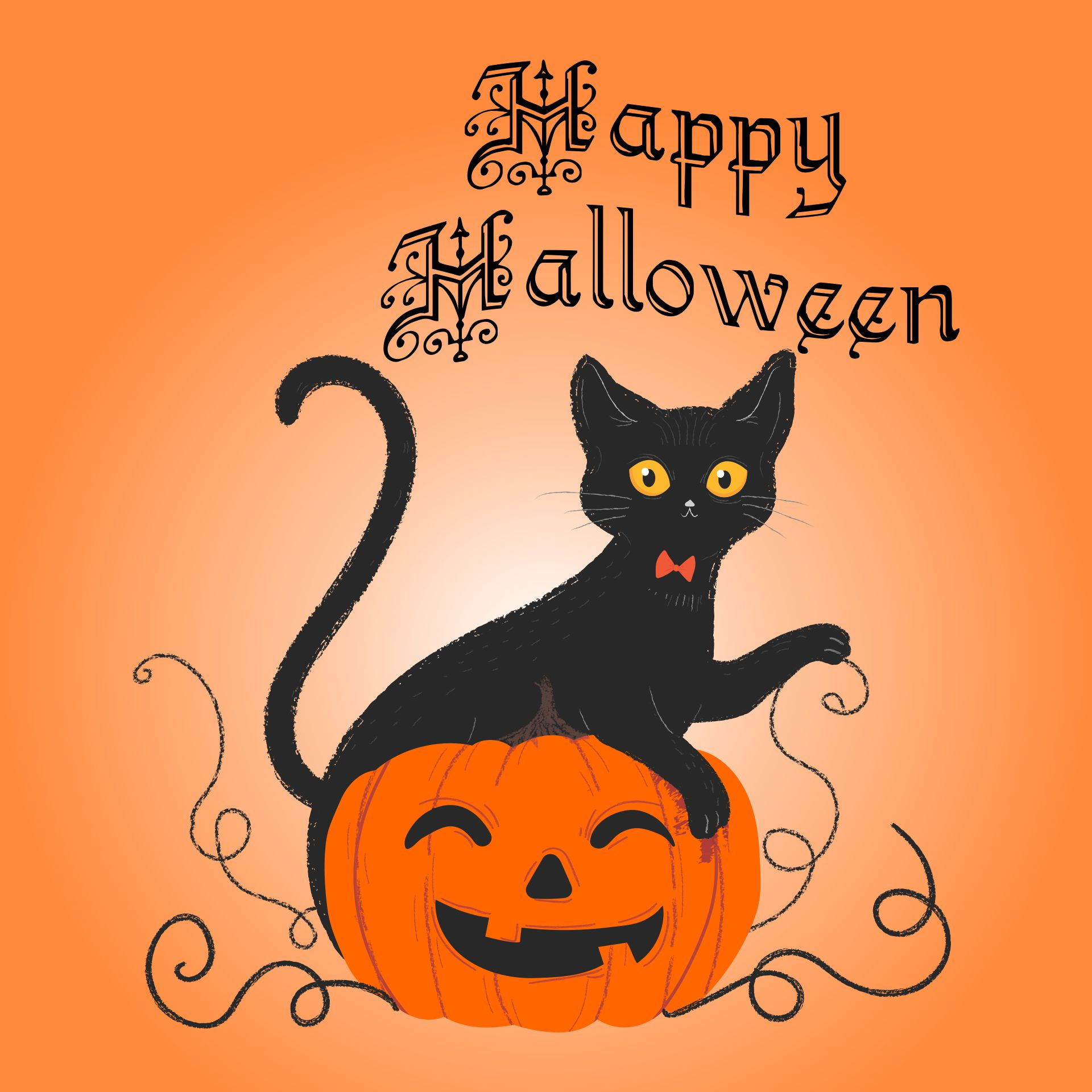 Halloween Printables The Graphics Fairy