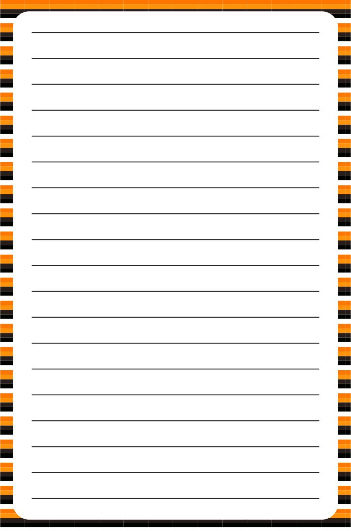 Printable Halloween Stationery