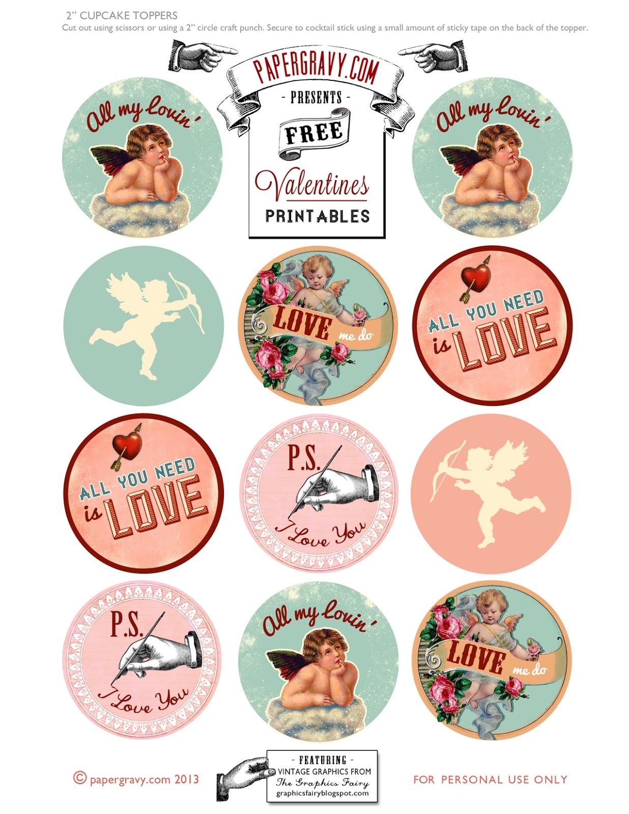 Valentine Printable  Graphics