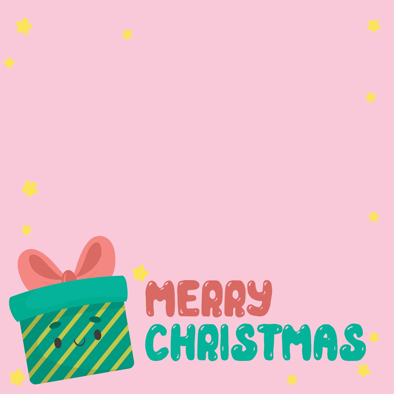 Printable Christmas Tree Holiday Cards